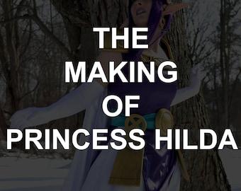 Princess Hilda Work Log (PDF)