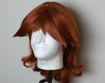 Princess Daisy Cosplay Wig