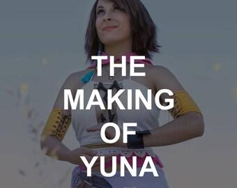 Gunner Yuna Work Log + Purse Pattern (PDF)