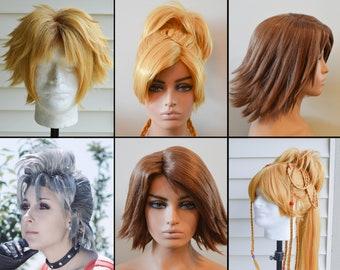 Final Fantasy X | X-2 Cosplay Wigs