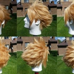Cloud and Tidus | Final Fantasy Male Cosplay Wigs