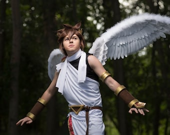 Articulated Angel Wings
