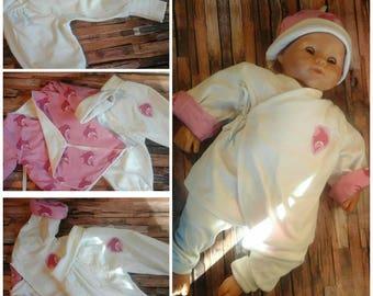 Neugeborenen Set grösse 56-68
