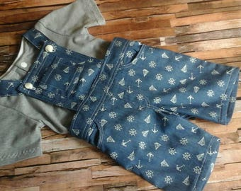 Pants with T - shirt gr.68