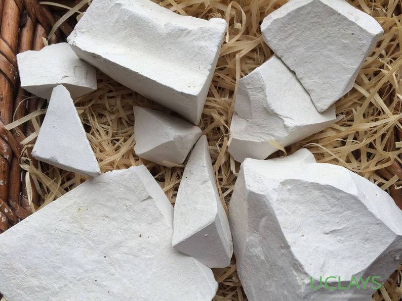 10 species Total 1 lb // 450 g Set of samples edible natural Chalk chunks for eating