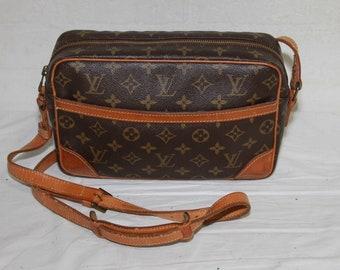 15f0d11eb Authentic LOUIS VUITTON Monogram Trocadero shoulder bag - (Ref-7750)