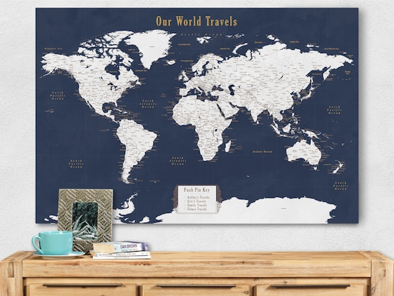 World Map, Push Pin Map, World Map Pin Board, Personalize Wedding Gift, on nautical map table, materia table, people table, diy jigsaw puzzle table, map legend table, map coffee table, world water table, old map on table, games table, judson map cocktail table, atlas coffee table, community map table, old world trunk coffee table, green table, antique map table, decoupage table, vintage map table, paris eiffel tower table, blue table, war map table,