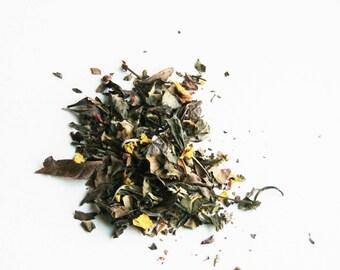 Tropical White Loose Leaf Tea