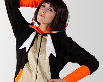 Raihan inspired cosplay hoodie from Pokemon Sword and Shield