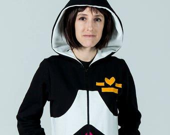 Undertale Papyrus inspired cosplay hoodie MiWySgoqS