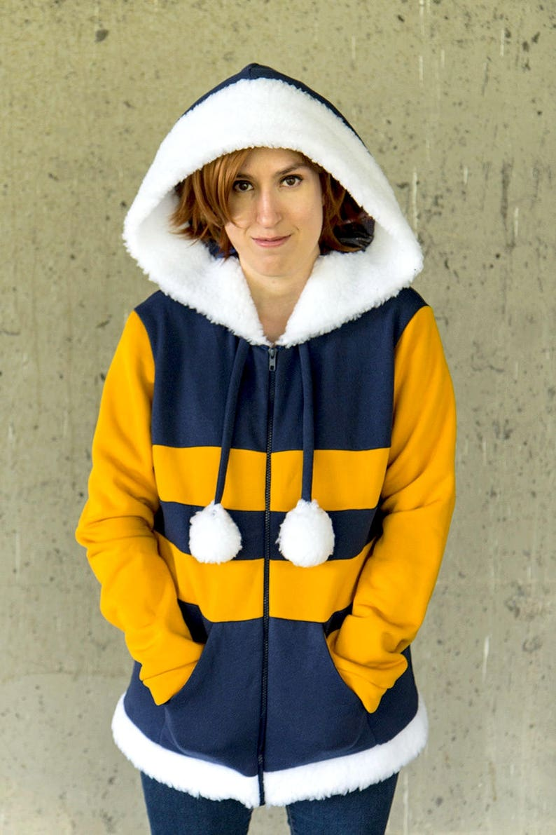 Outertale Sans inspired cosplay hoodie