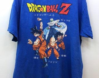 3d38cfba Dragon Ball Z cartoon T-Shirt