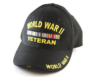 e413e5258 World war ii hat | Etsy