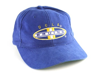 pretty nice fac67 808bc ... buy vintage 90s ucla bruins sports specialties snapback hat vtg blue ncaa  baseball cap 48cf8 ce836