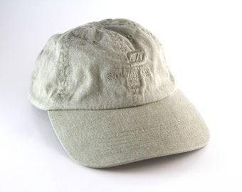 Vintage Southern States Khaki Low Profile Dad Hat    Farm Supply Tan  Baseball Cap    Agriculture Tractor Hat 3c97b96907b9