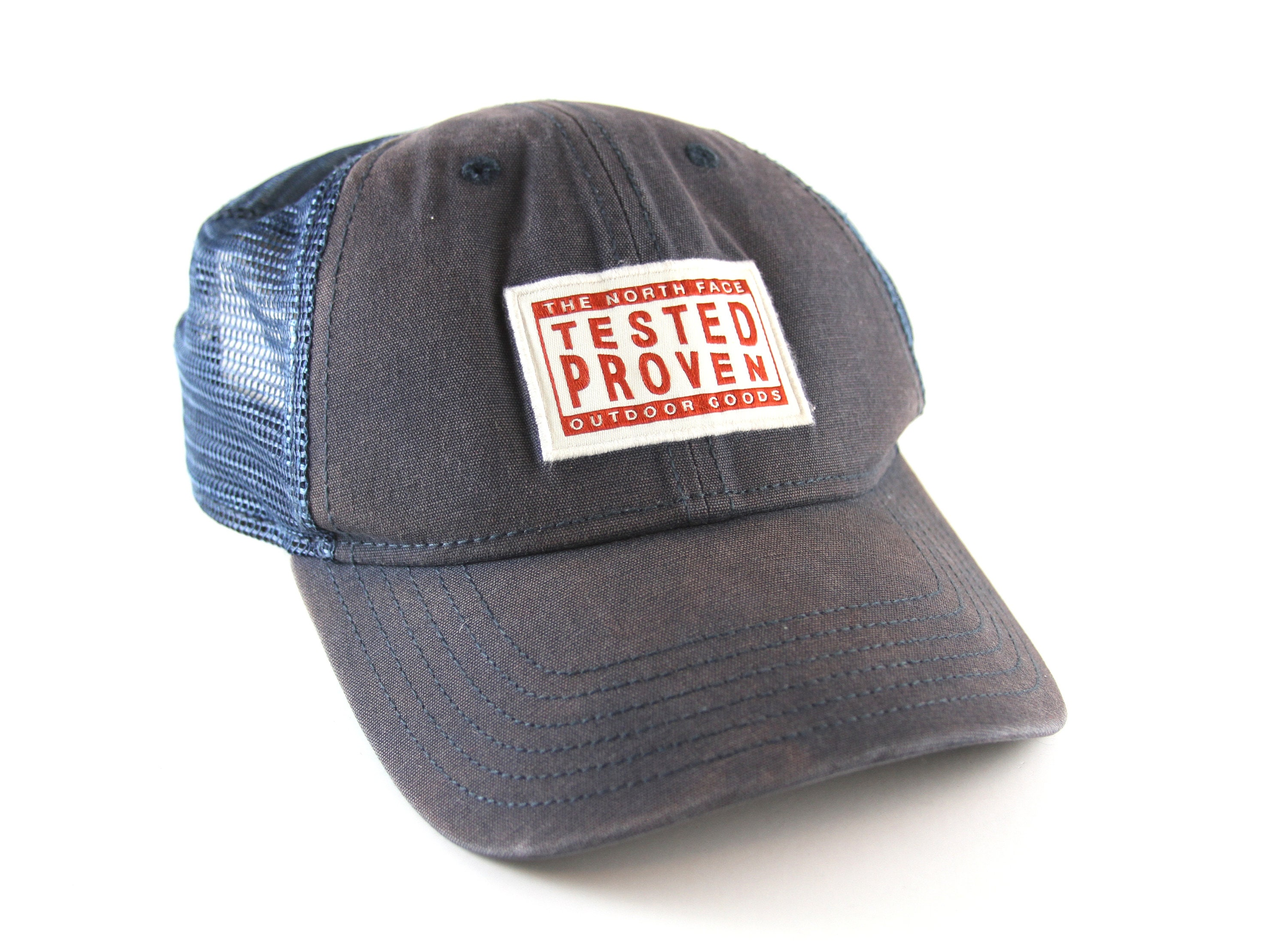 Distressed The North Face Tested Proven Dad Hat    Outdoor  5b48c638a81