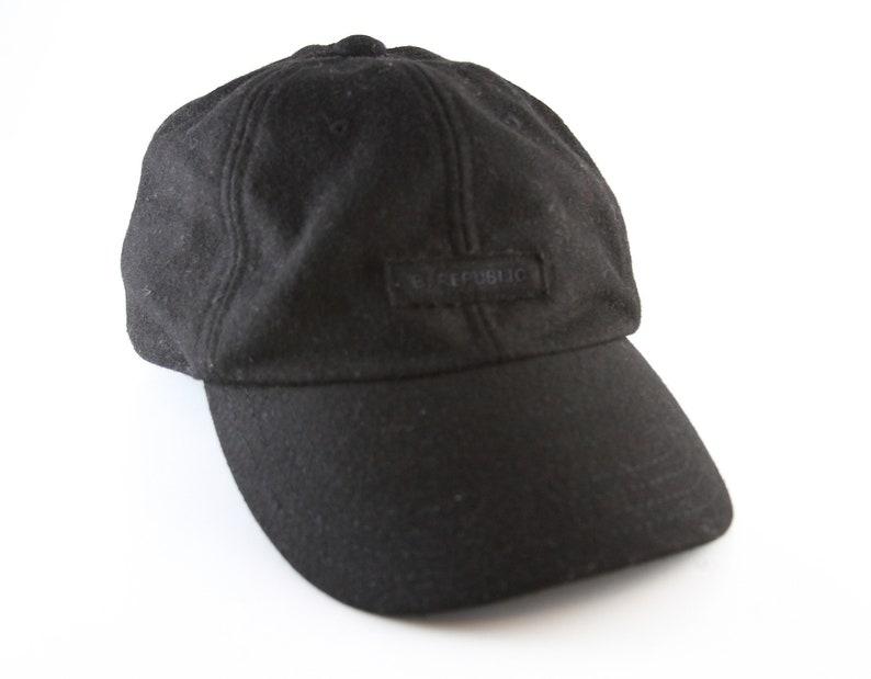 96e935c018a Black Fleece Banana Republic Baseball Cap with an Adjustable