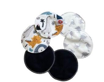 Coussinets d'allaitement lavables