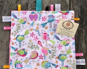 Mini Blanket tag