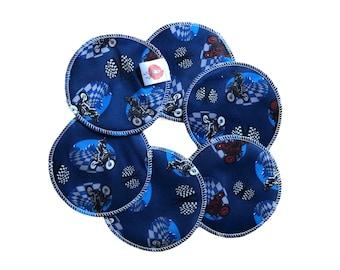pads d'allaitement lavables