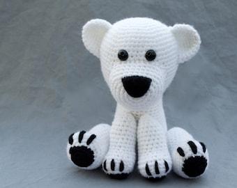 Polar Bear Crochet Pattern