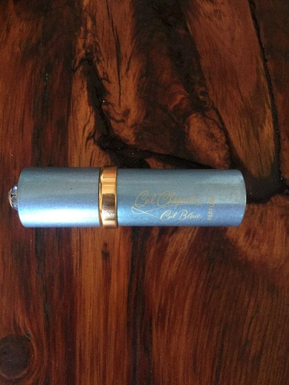 Vintage Ceil Chapman Perfume Bottle With Rhinesto… - image 1