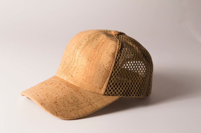 1987572f2 Cork Hat, Vegan eco and sustainable product, Baseball cap, adjustable ,  Green Products, Made in Portugal