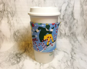 House Elf Cup Cozy Fantasy Lover Gift Reusable Coffee Sleeve Coffee Cozy Best Seller