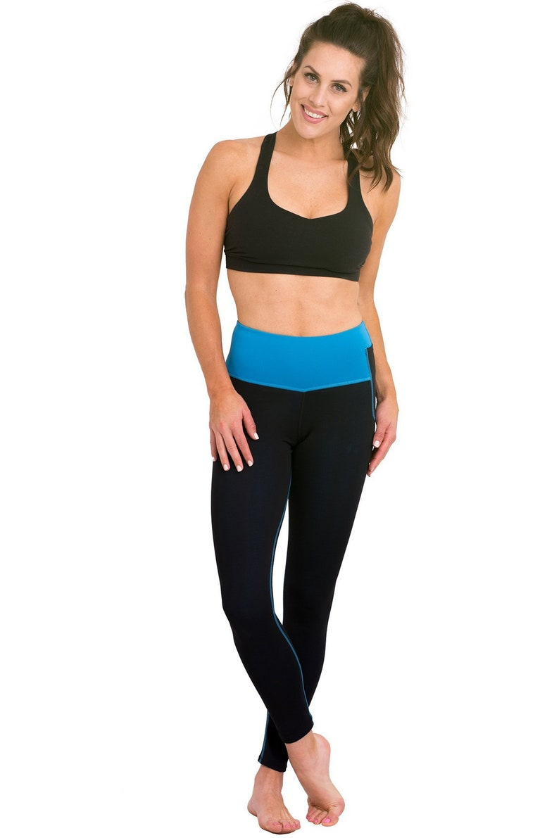 faa4632dbc8fcd Delfin Spa Mineral Infused Leggings Give your LEGS a HUG