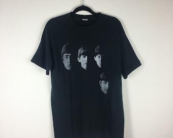 Meet the Beatles 1992 t-shirt