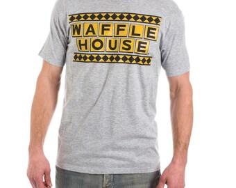 63fdcd61 Waffle House Logo T-Shirt Vintage