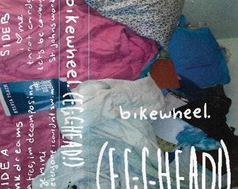 bikewheel. - EGG HEAD! Cassette Tape 2015