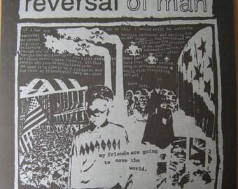 """Reversal of Man - Revolution Summer 10"""" Vinyl Record 1998"""