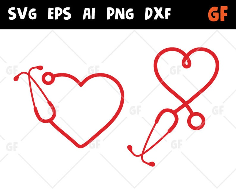 Stethoscope Svg Sprague Rappaport Doctor Nurse Paramedic Etsy