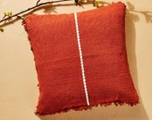 House of Harlow 1960 Creator Collab // 20 x 20 Red Coral Pillow Cover