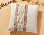 House of Harlow 1960 Creator Collab // 20 x 20 Chunky Loop Pillow Cover