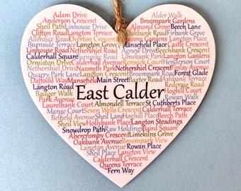 East Calder Memorabilia, Claire Kirkpatrick