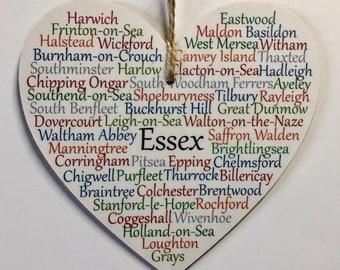 Essex Memorabilia, Essex England, Keepsake, United Kingdom, Claire Kirkpatrick
