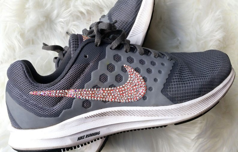 size 40 4329b 3878d Swarovski Etsy Strass Sneakers Nike De Chaussures Shoes Running 0SSfqwpx