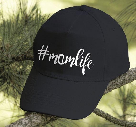 118bcef0ef3 Mother Printed Cap Low Profile Hat Lady Hat Casquette Cap For