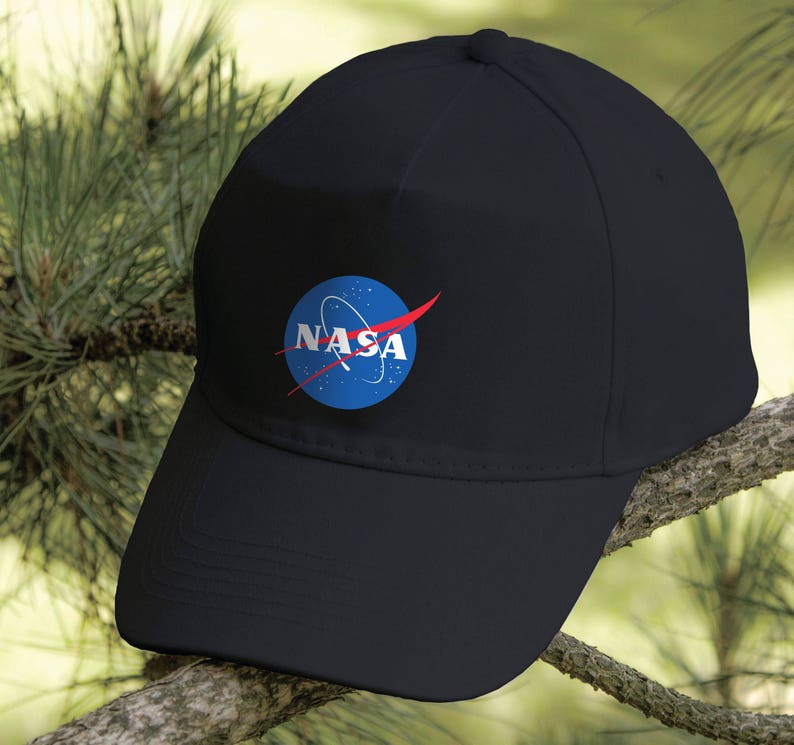 Nasa Cap Nasa Hat Embroidered Nasa Baseball Cap Space Cap  03379560fbc