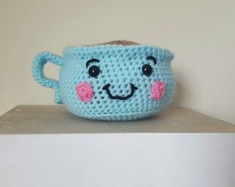 Crochet Teacup Toy/plush Amigurumi