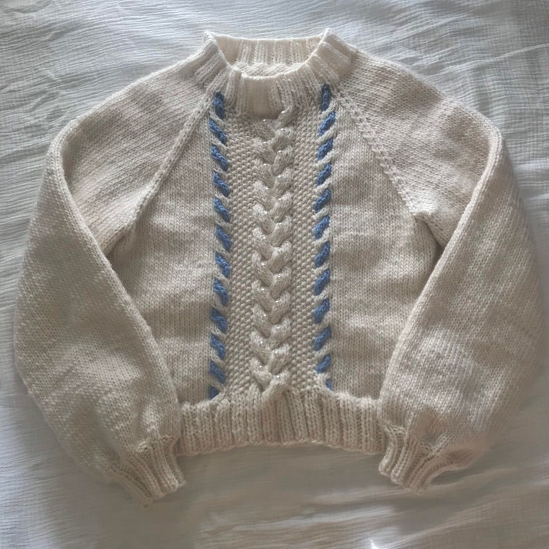 Pearl Sweater size SM