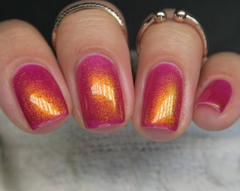 TANGY GLOW, indie nail polish lacquer by Paint it Pretty Polish