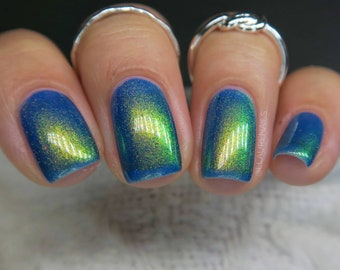 DREAMY SEA, indie nail polish lacquer by Paint it Pretty Polish