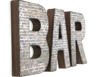 Home bar decor Industrial Home Bar Decor Farmhouse Bar Sign Rustic Coffee Bar Farmhouse Kitchen Decor Rustic Kitchen Wall Decor Bar Sign Bar Letters Etsy Home Bar Decor Etsy