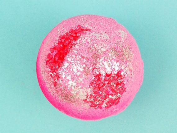 Astronaut Candy Bath Bomb Pink Candy Bath Bombs Pink Bath