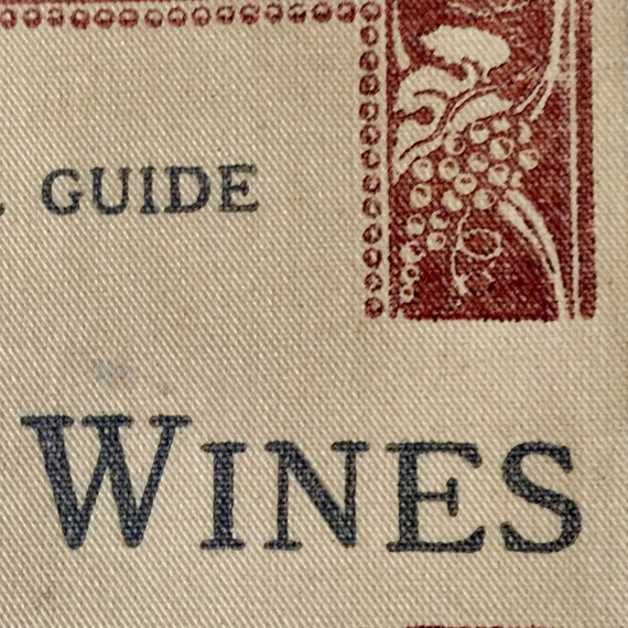 Practical Guide to French Wines William Bird - RARE French Wine Guide Three  Mountains Press First Edition 1922 - Vintage Cookbook Wine Book