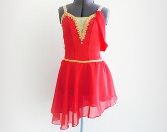 DIANA | Stretch Ballet Dress