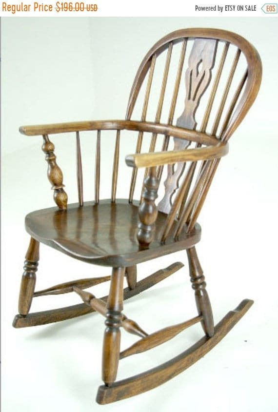 Fabulous Back To School Sale Antique Childs Rocking Chair Small Rocking Chair Victorian Windsor Scotland 1880 B431 Spiritservingveterans Wood Chair Design Ideas Spiritservingveteransorg